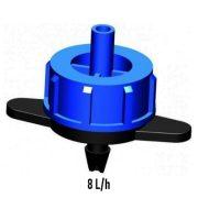 Tisztítható gomba kék 8 L/h