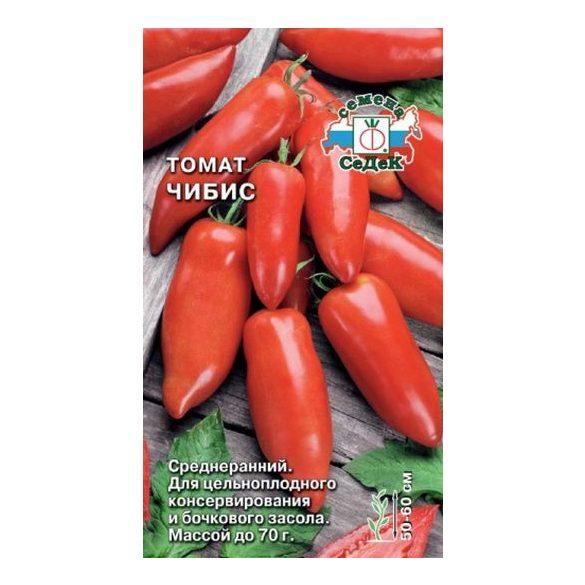 Chibis paradicsom 10 mag